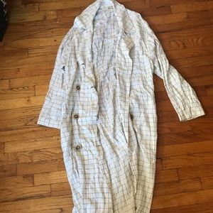 Free People Never worn! Oversized topper